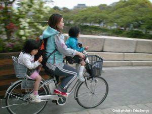 siége vélo pour enfants