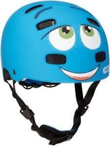 Abus casque vélo pour enfants bleu