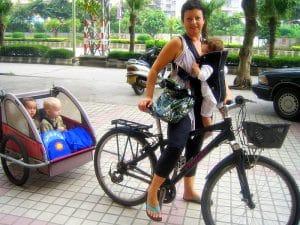 Remorque-vélo-pour-enfants