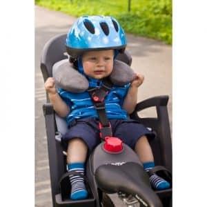 casque vélo bébé bleu
