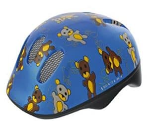 casque vélo enfant Ventura bleu
