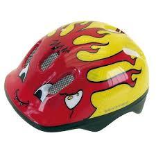 casque vélo enfant Ventura flame