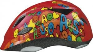 casque-velo-bebe-rookie-red-profil-abus