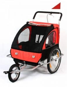 remorque vélo bébé samax