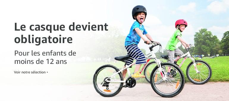 Comparatif casque bébé vélo
