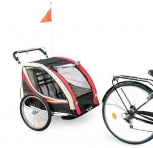Remorque vélo en aluminium - Bike Original