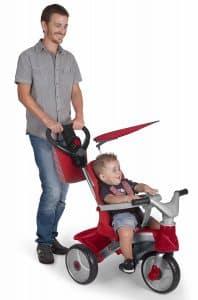 Baby trike évolution présentation