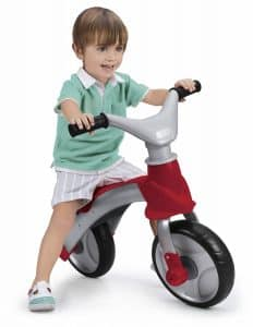 Baby trike évolution utilisation
