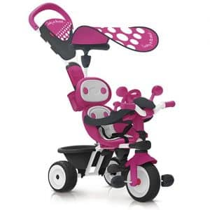 Tricycle Evolutif Smoby Baby Driver Confort