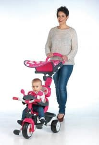 Tricycle Evolutif Smoby Baby Driver Confort présentation