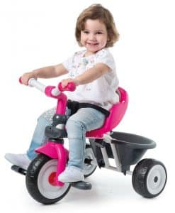 Tricycle Evolutif Smoby Baby Driver Confort utilisation