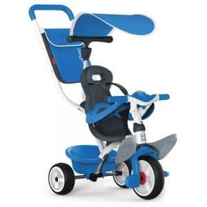 Tricycle Smoby Baby Balade 2, Tricycle évolutif bébé