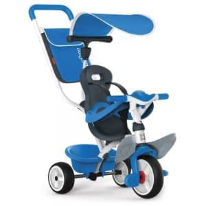 Tricycle Smoby Baby Balade 2, Tricycle évolutif bébé