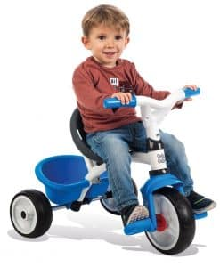 Tricycle Smoby Baby Balade 2 utilisation