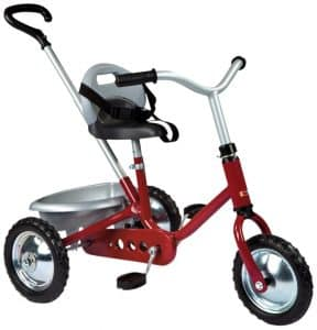 Tricycle Zooky Classique pour grand enfant Smoby Toys