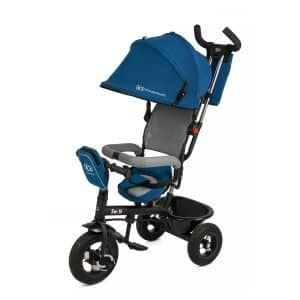Tricycle poussette pour enfants kinderkaft