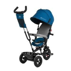 Tricycle poussette pour enfants kinderkraft présentation