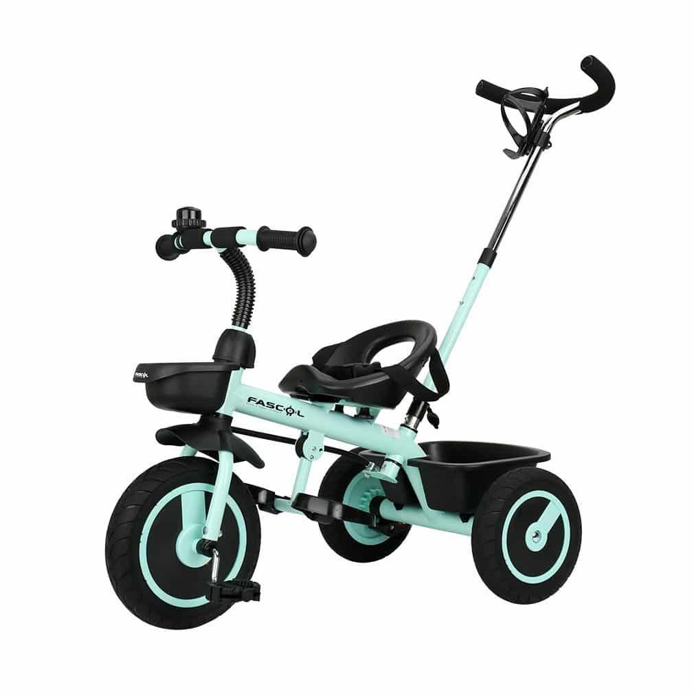 tricycle v lo enfant 3 roues fascol test et avis complet. Black Bedroom Furniture Sets. Home Design Ideas