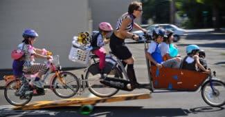 Comment promener son bébé à vélo