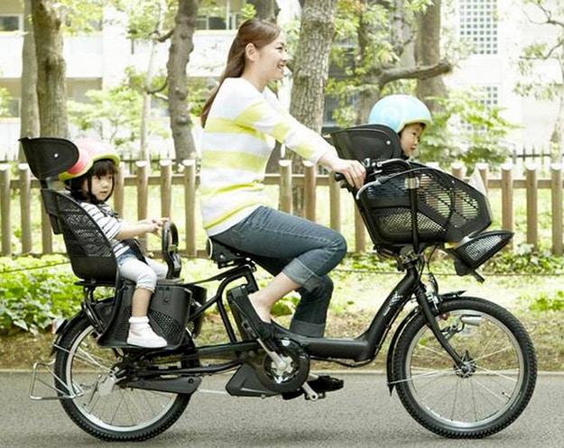 Porte bébé pour vélo électrique : Comment