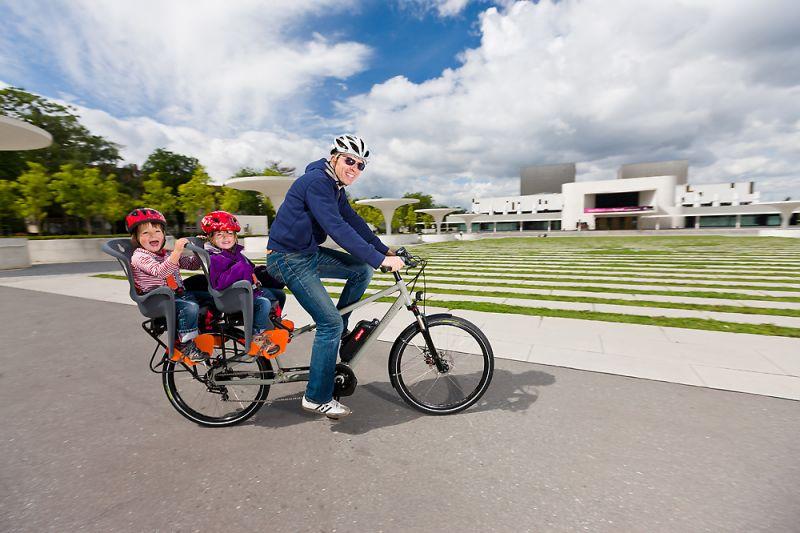Porte Bébé Pour Vélo électrique Comment ça Marche - Porte bébé pour vélo