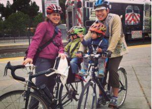 Promenade à vélo avec bébé, la sécurité avant tout
