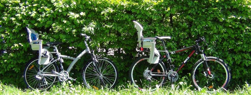 Siège vélo Hamax presentation