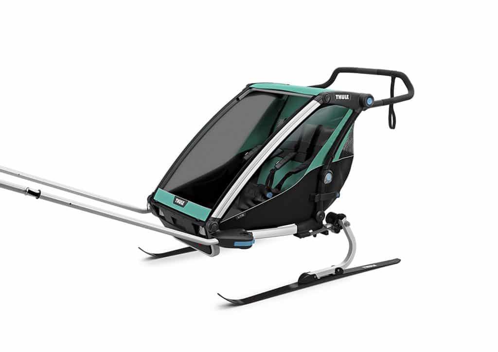 Thule Chariot Lite 2 utilisation