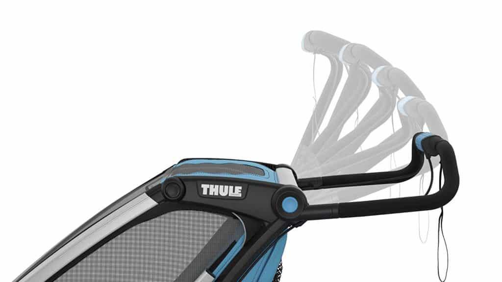 Thule Chariot Sport 2 utilisation