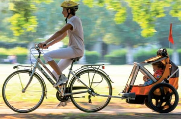 la remorque vélo pas cher