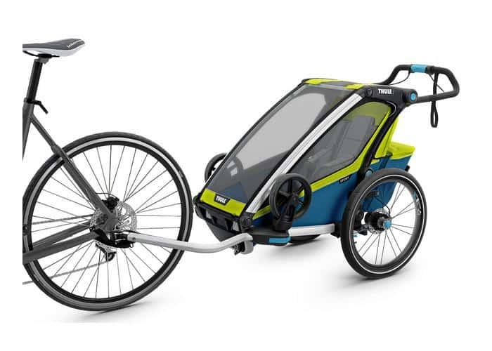 remorques vélo Thule