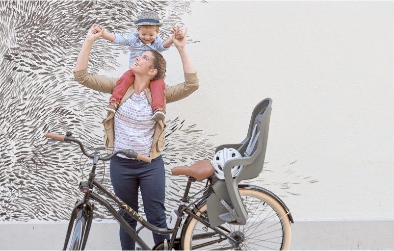 porte bébé vélo arrière