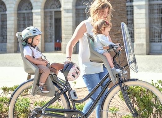 siège vélo Polisport