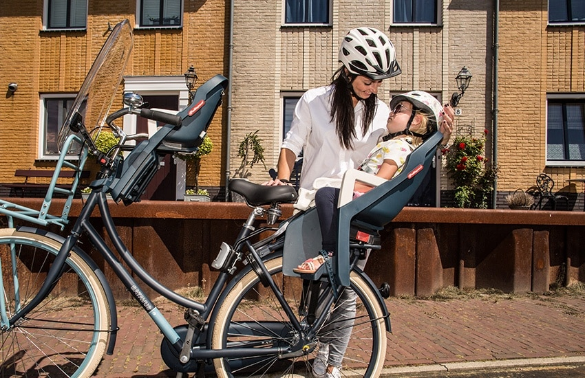 siège vélo Polisport-