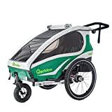 Siège-remorque pour vélo Qeridoo Kidgoo